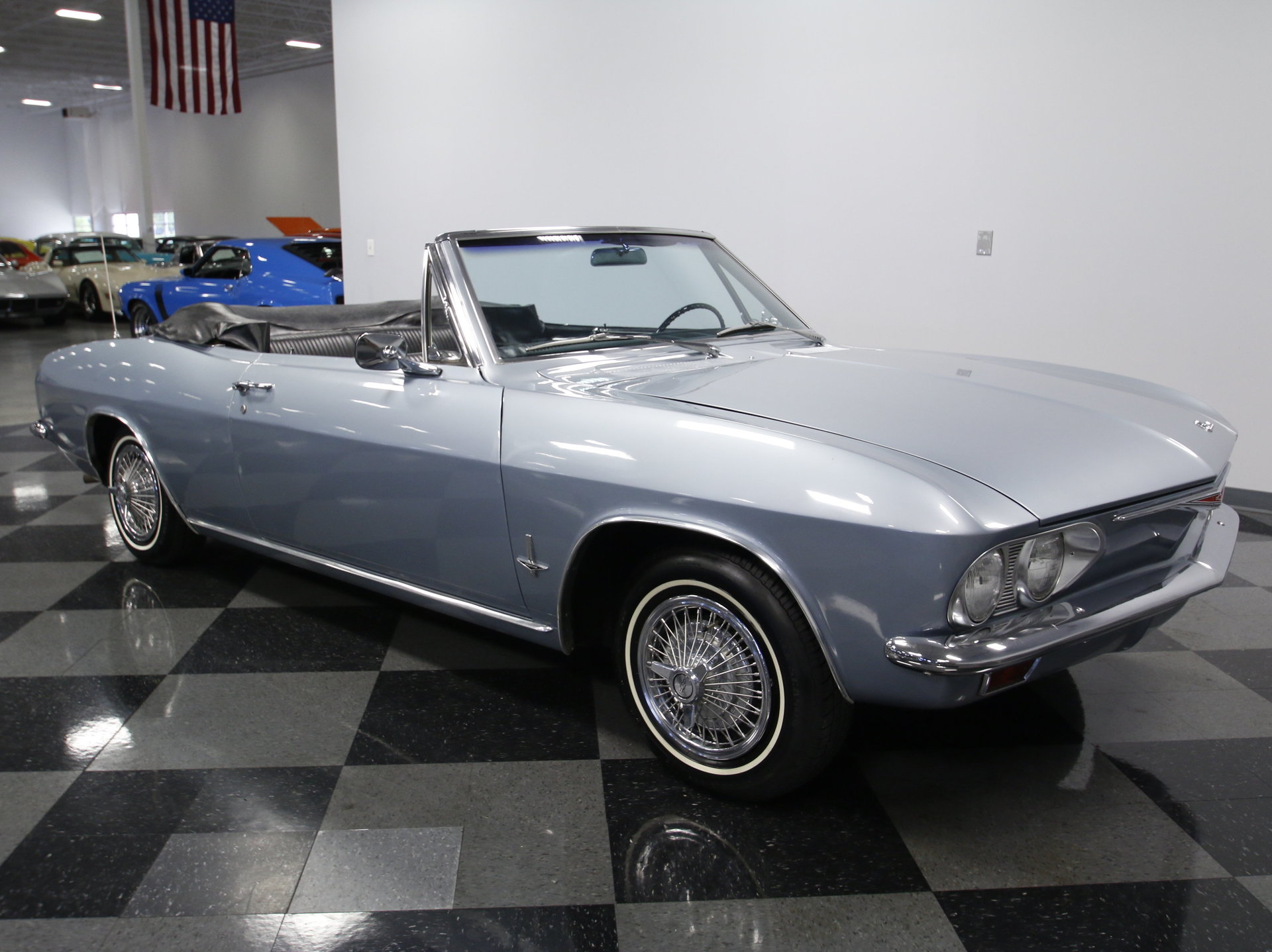1965 Chevrolet Corvair | Streetside Classics - The Nation\'s Trusted ...