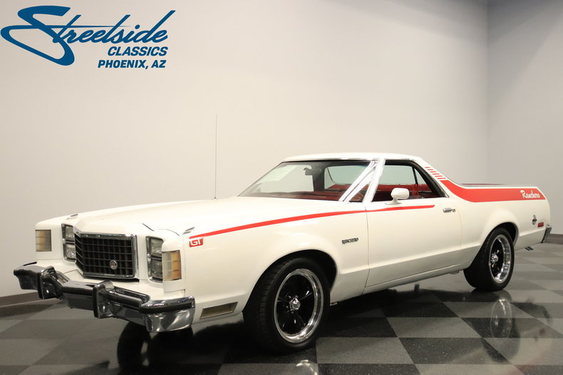 For Sale: 1979 Ford Ranchero