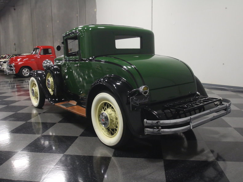 1931 Hupmobile Coupe | Streetside Classics - The Nation's ...