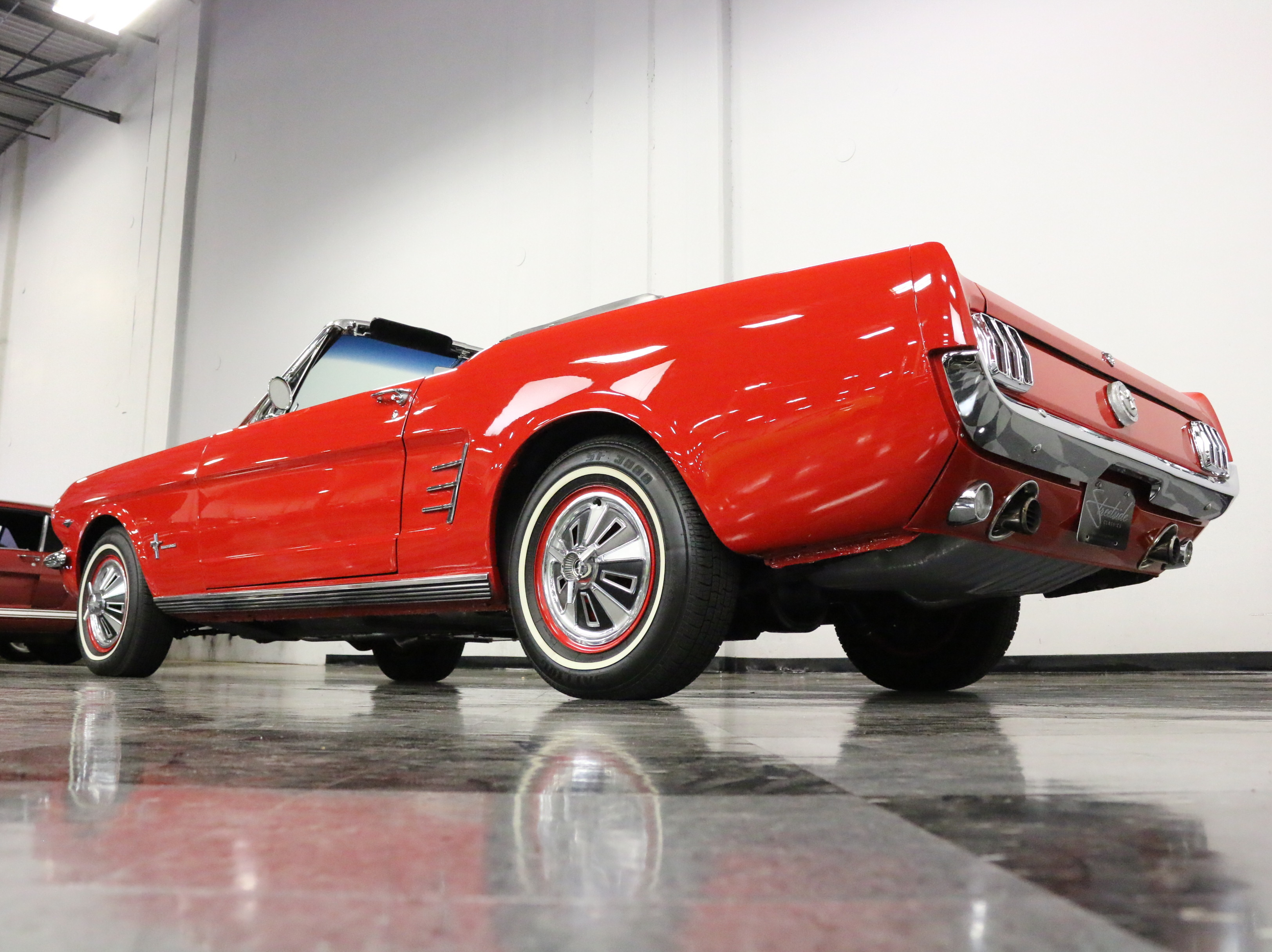 2578-DFW | 1966 Ford Mustang Convertible | Streetside Classics