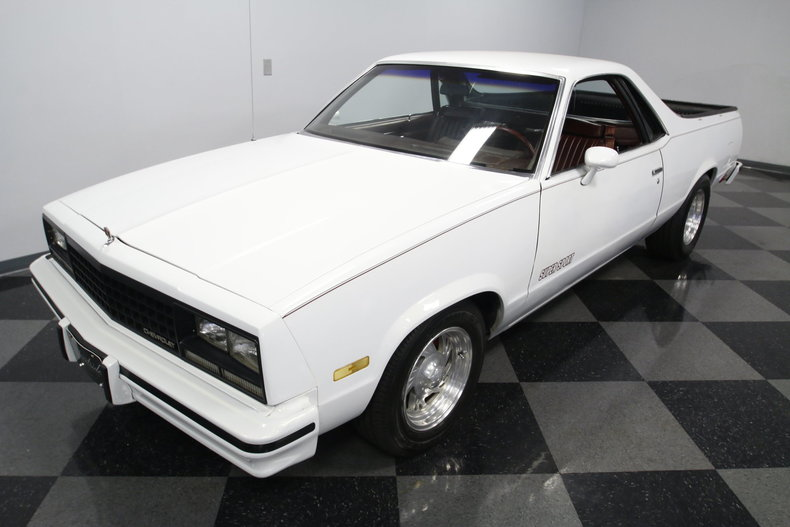 1982 1982 Chevrolet El Camino For Sale