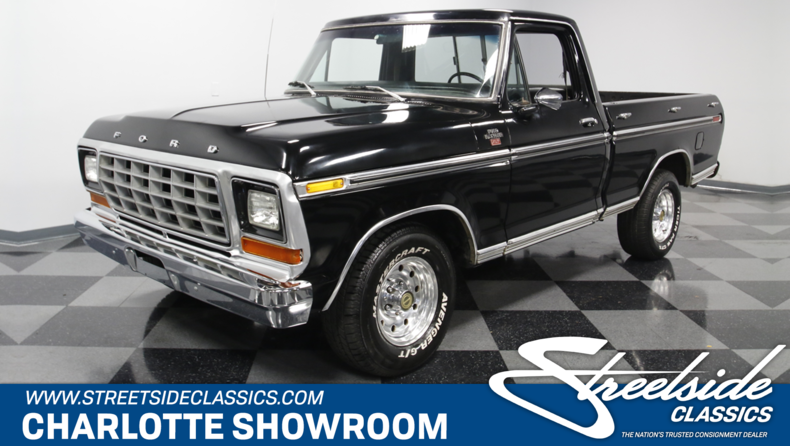 For Sale: 1979 Ford F-100
