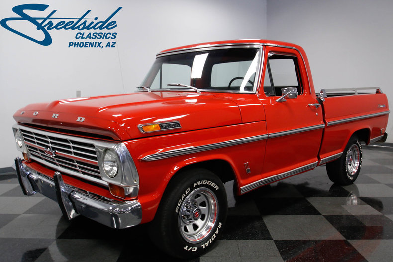 For Sale: 1968 Ford F-100