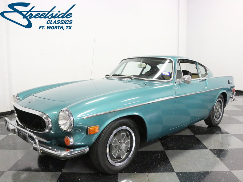For Sale: 1971 Volvo P1800E