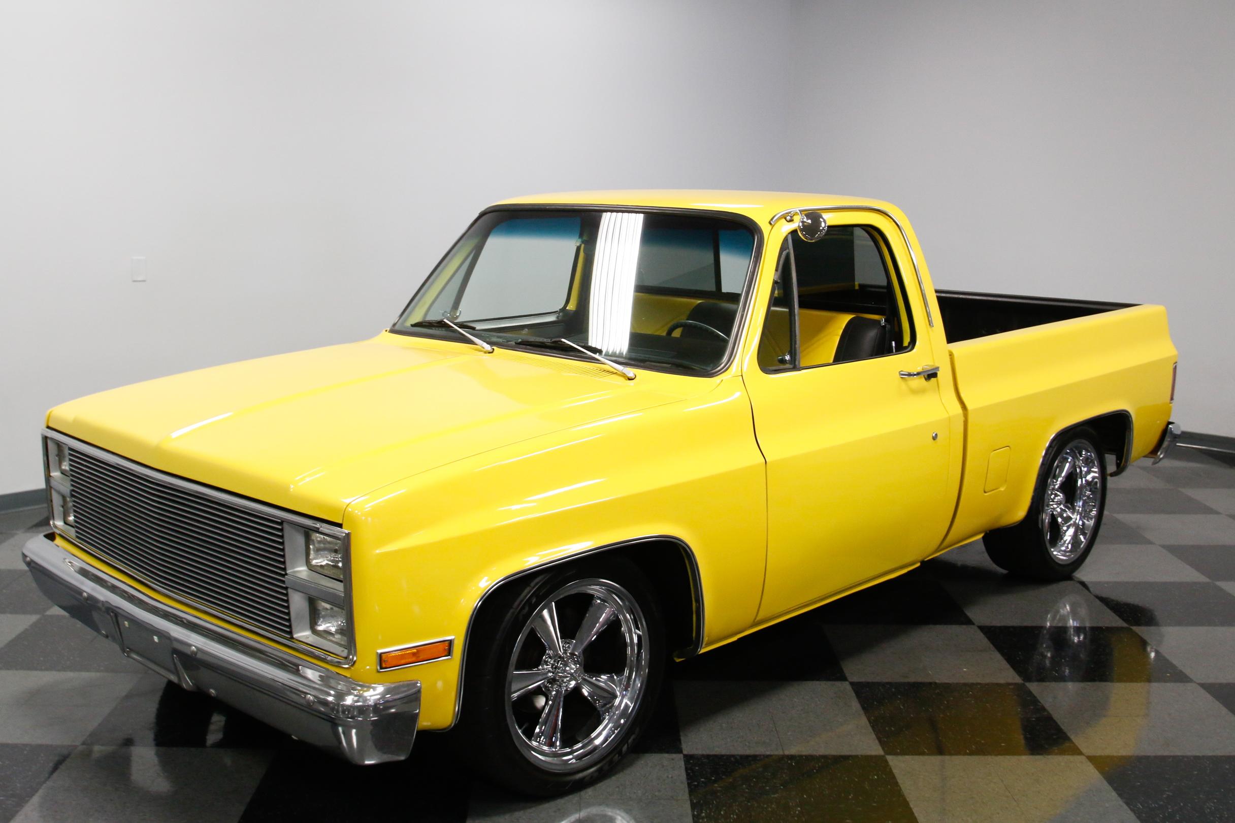 1981 Chevrolet C10 Scottsdale | eBay