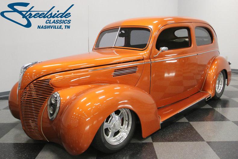 For Sale: 1939 Ford Sedan