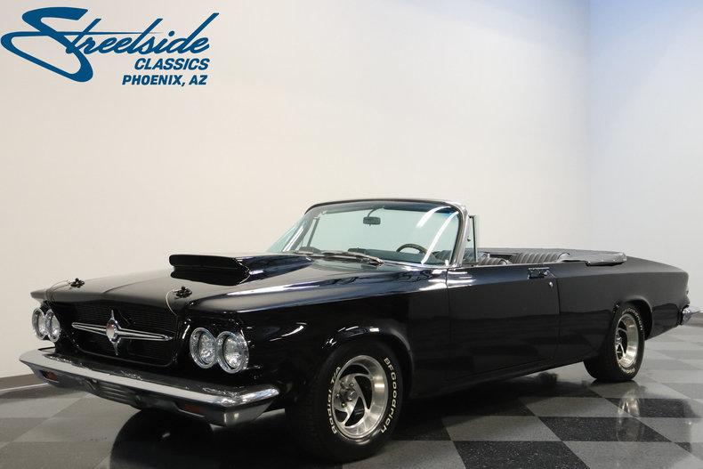 For Sale: 1963 Chrysler 300