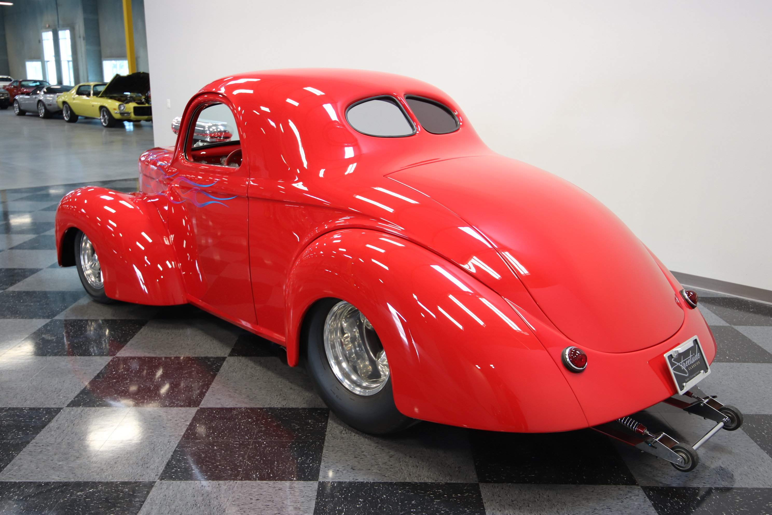 0039-PHX | 1941 Willys Coupe | Streetside Classics