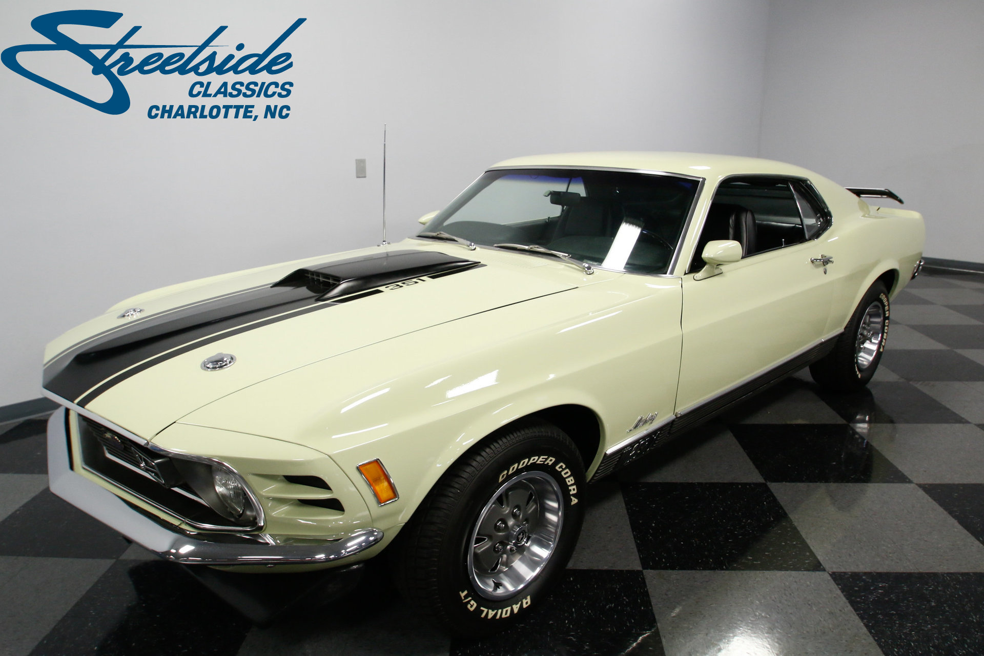 For Sale: 1970 Ford Mustang. Spincar view. Play Video