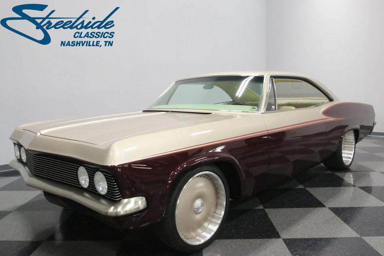 For Sale: 1965 Chevrolet Impala