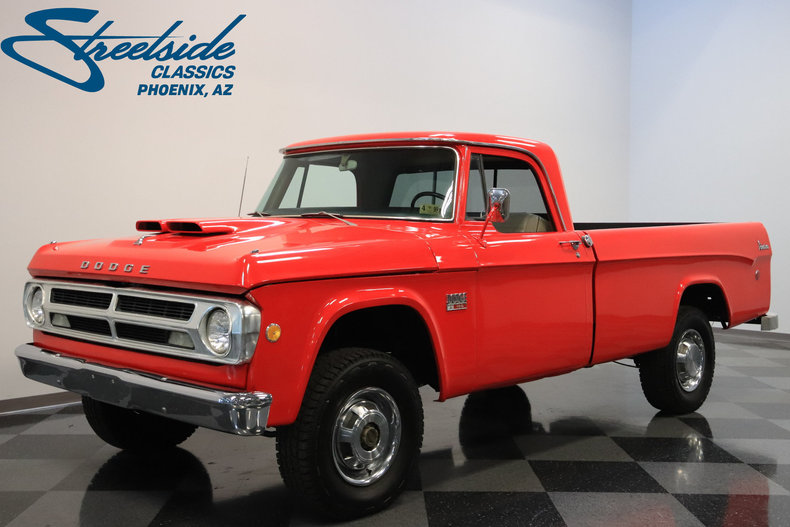For Sale: 1969 Dodge D100