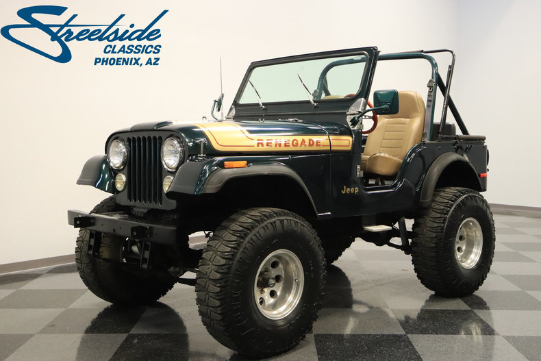 For Sale: 1976 Jeep CJ5