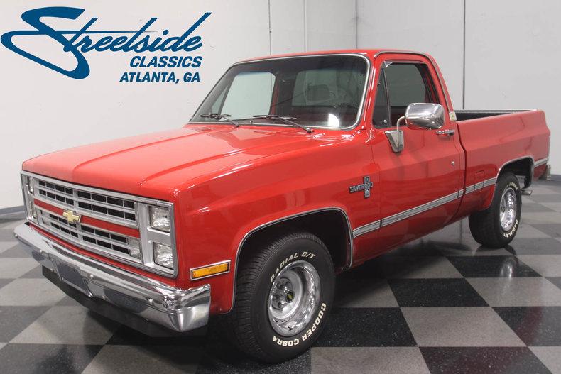 For Sale: 1985 Chevrolet C10