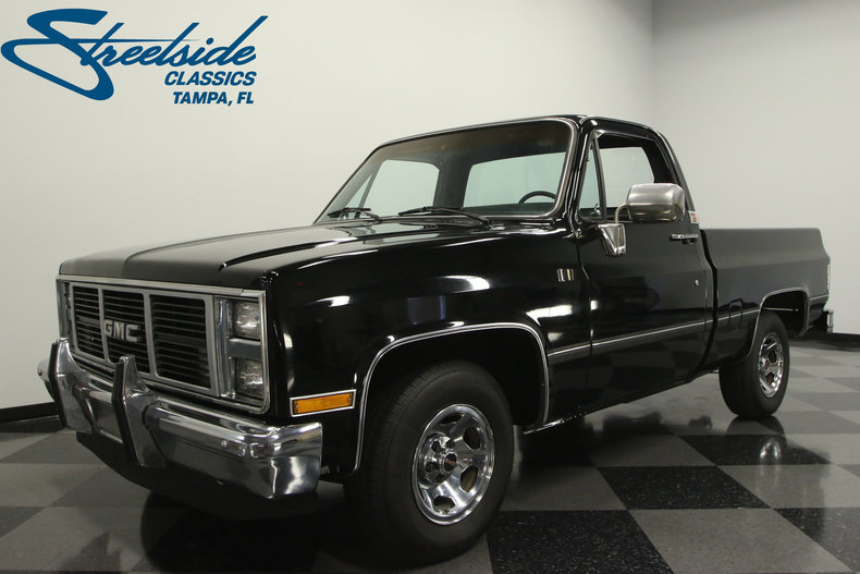 For Sale: 1985 GMC Sierra