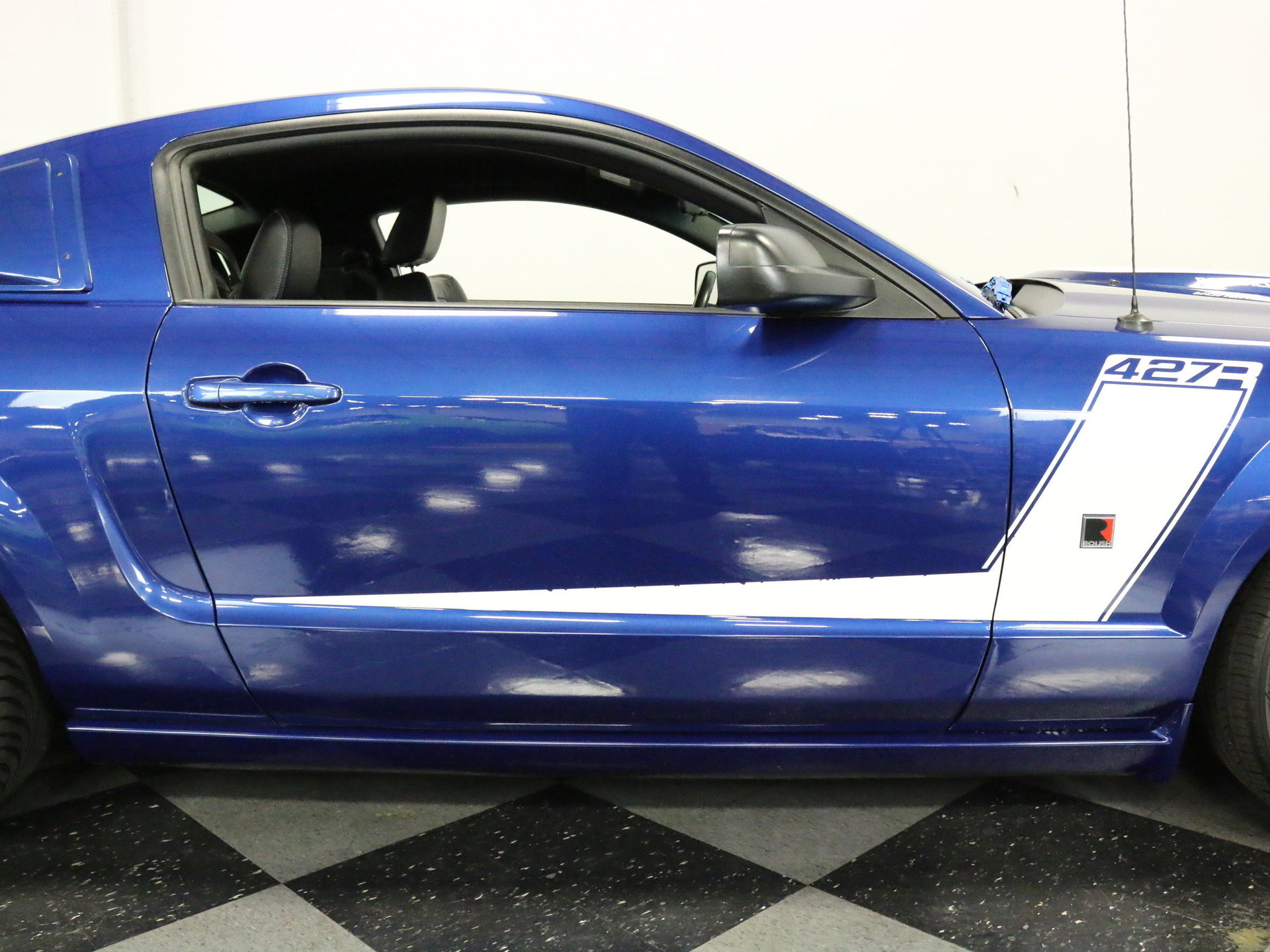 2008 Ford Mustang Roush 427r For Sale 67589 Mcg