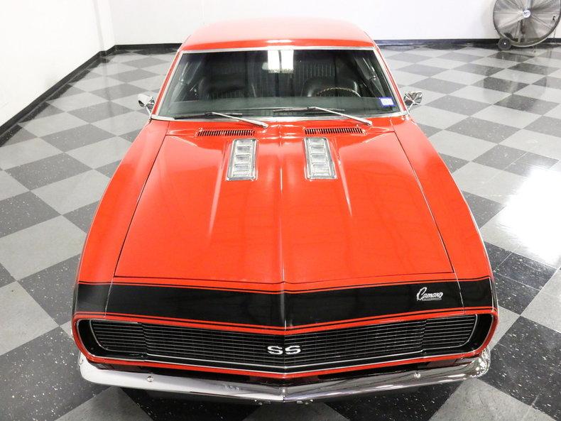 1968 Chevrolet Camaro My Classic Garage
