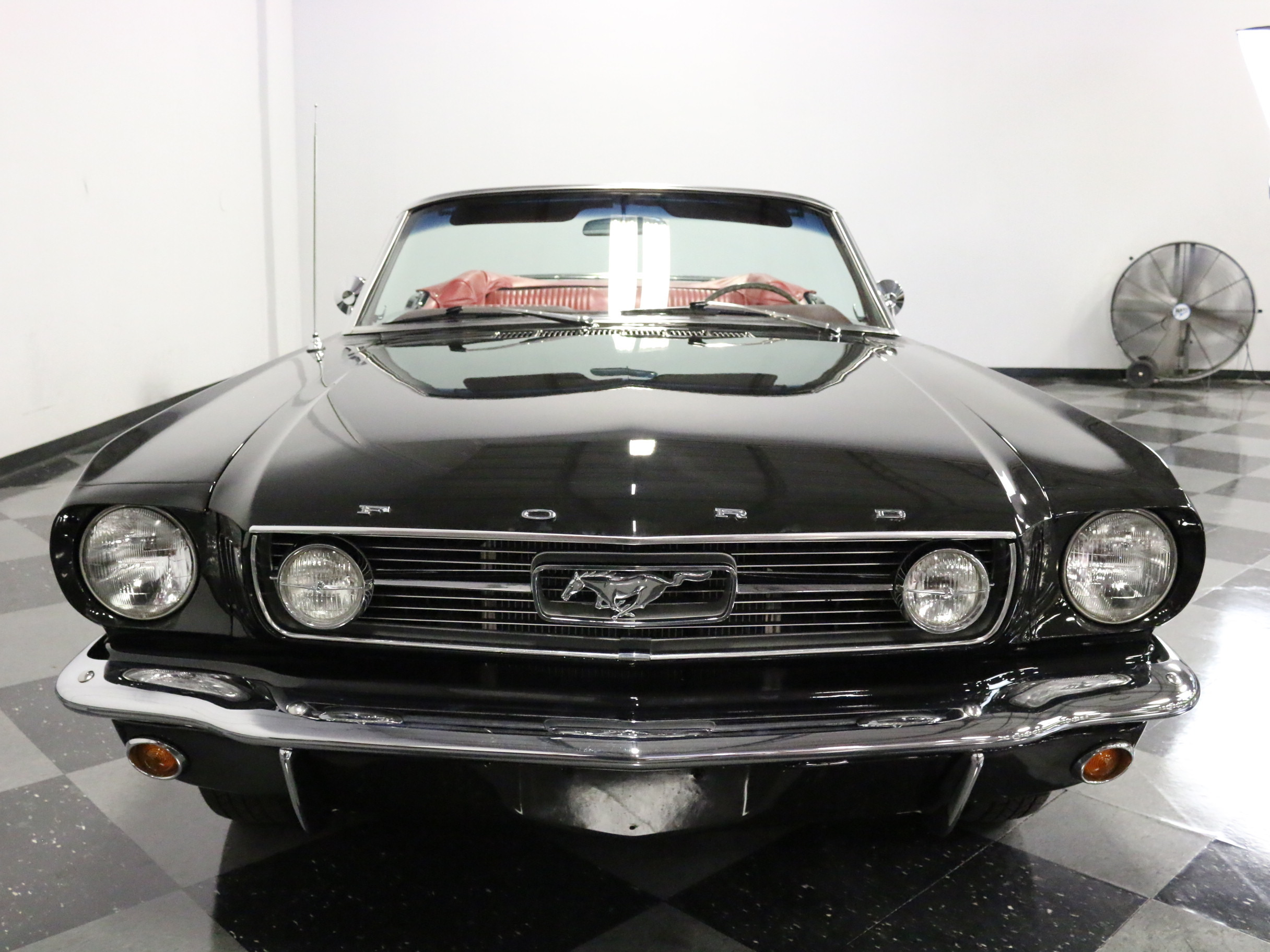 2590-DFW   1966 Ford Mustang GT Convertible   Streetside Classics