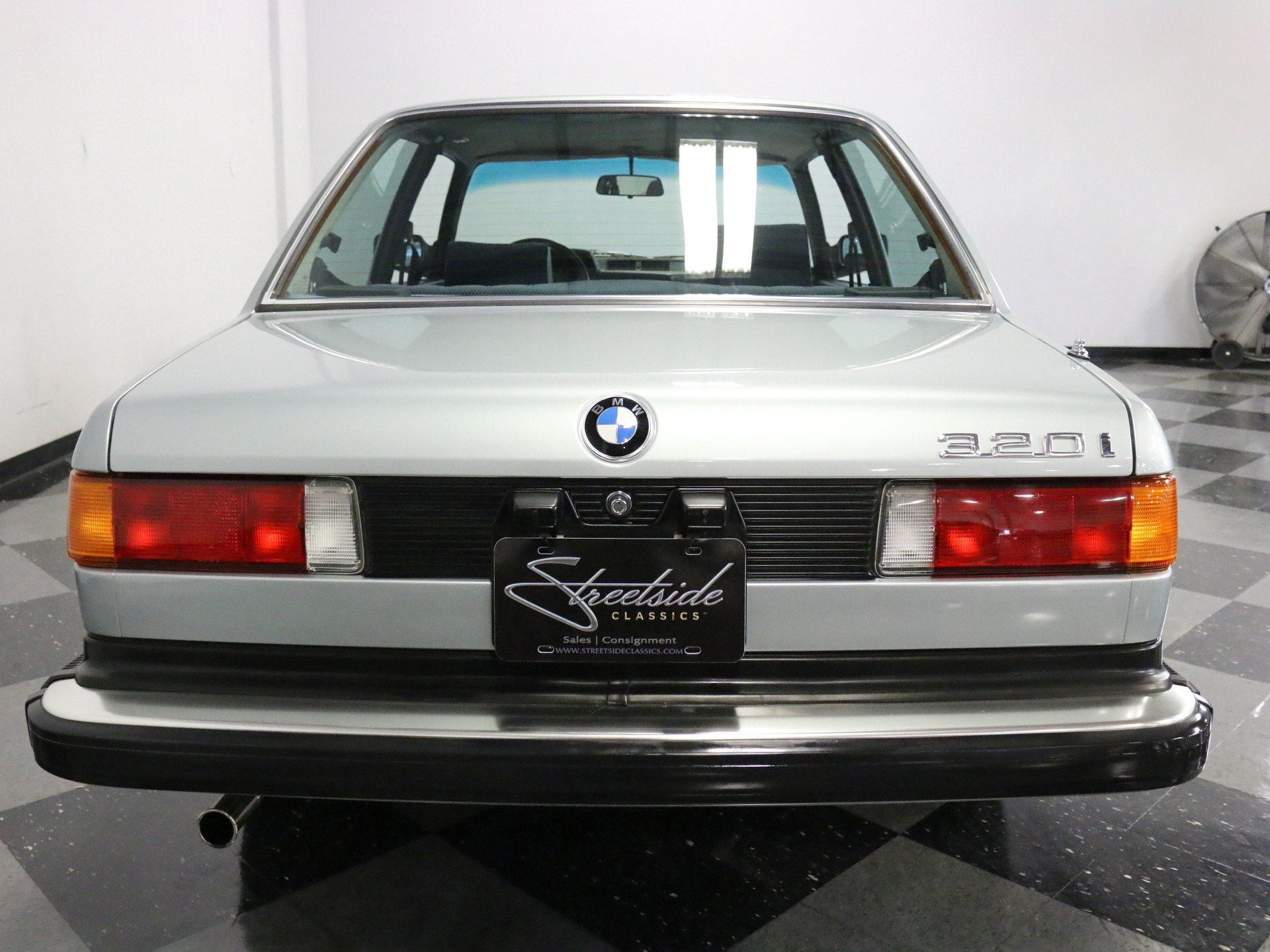 1983 bmw 320i e21 for sale 67639 mcg for Garage bmw 57 thionville