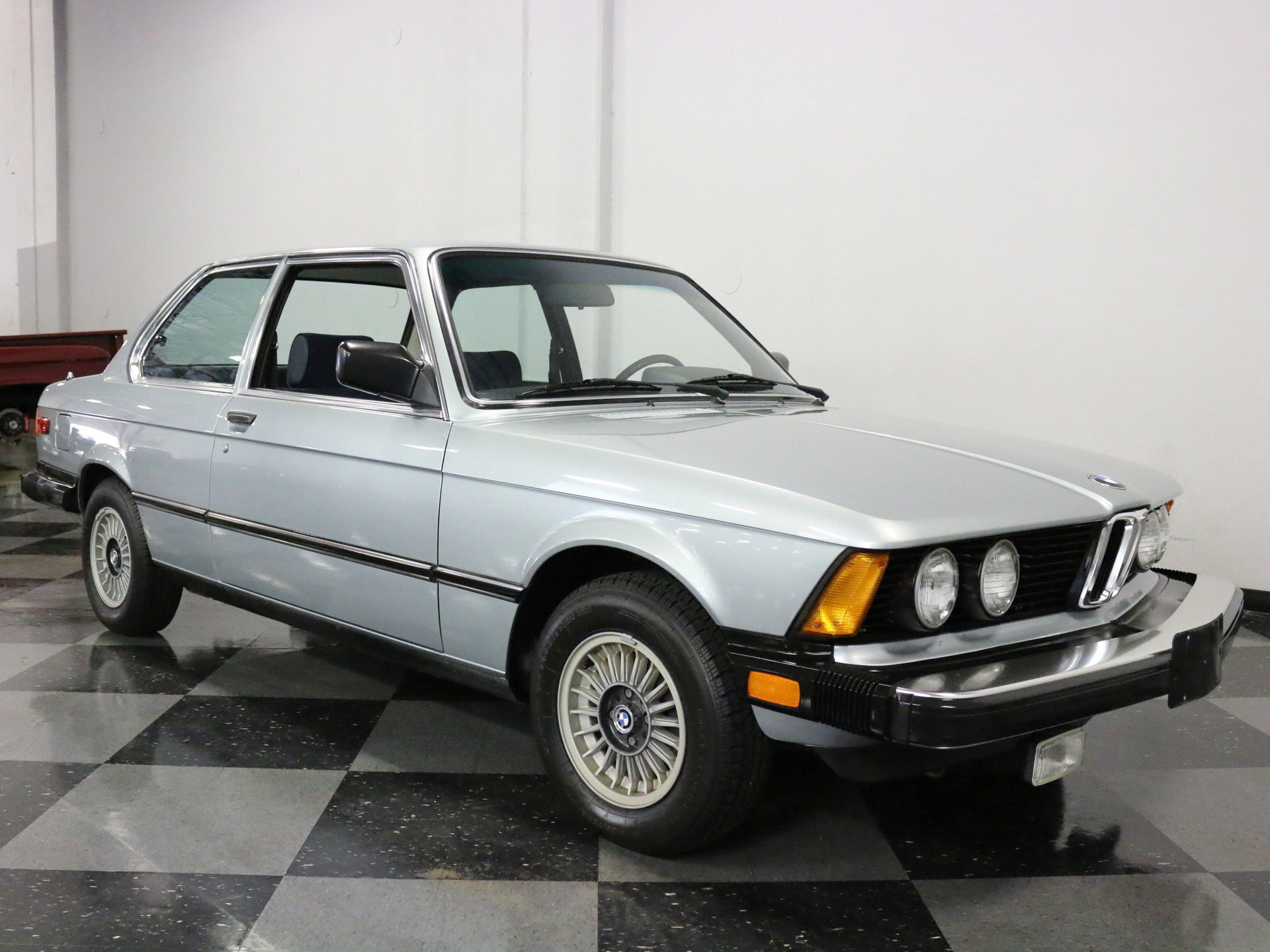1983 bmw 320i e21 for sale 67639 mcg. Black Bedroom Furniture Sets. Home Design Ideas