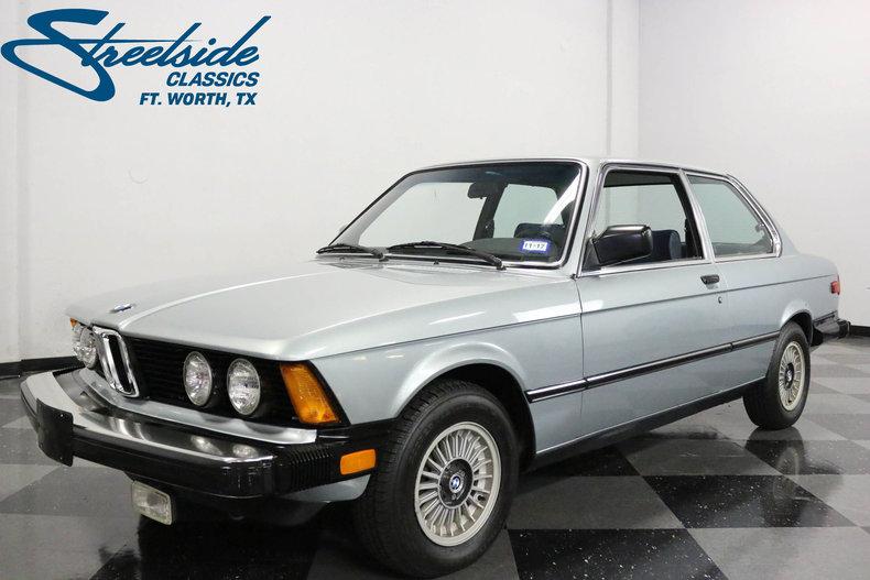 For Sale: 1983 BMW 320I