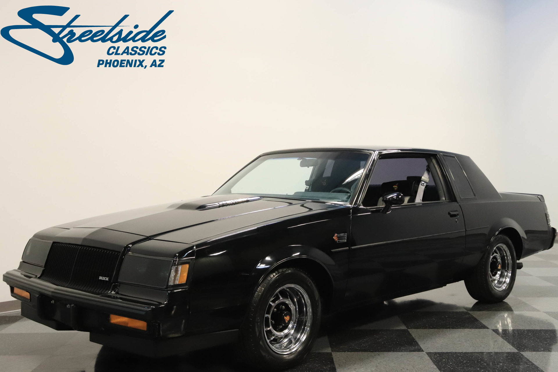... 1987 Buick Grand National. Spincar view. Play Video