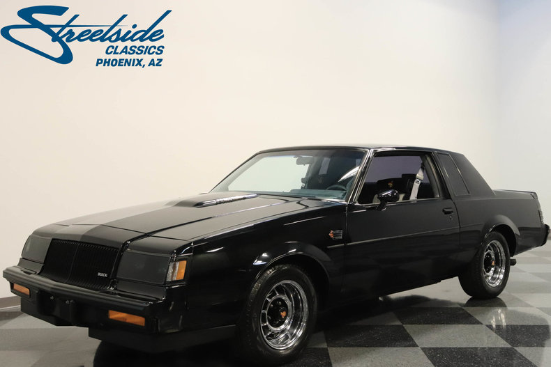 1987 Buick Grand National | Streetside Classics - The Nation's ...