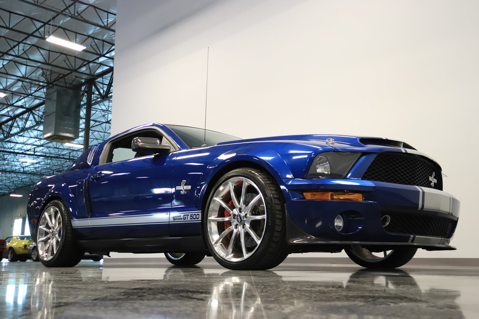 2007 Ford Mustang Shelby GT500 Super Snake for sale #74000 ...