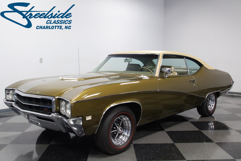 For Sale: 1969 Buick GS 400