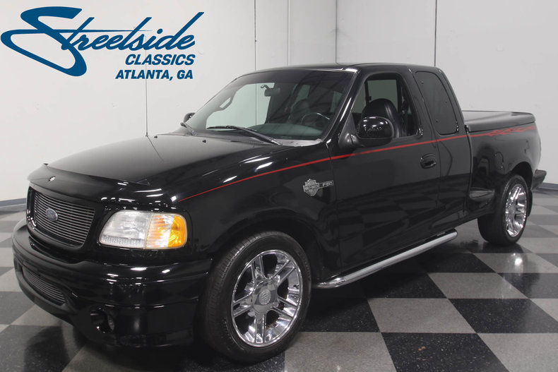 2000 ford f 150 streetside classics the nation 39 s trusted classic car consignment dealer. Black Bedroom Furniture Sets. Home Design Ideas
