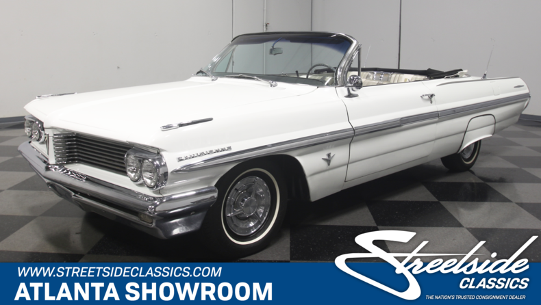 For Sale: 1962 Pontiac Parisienne