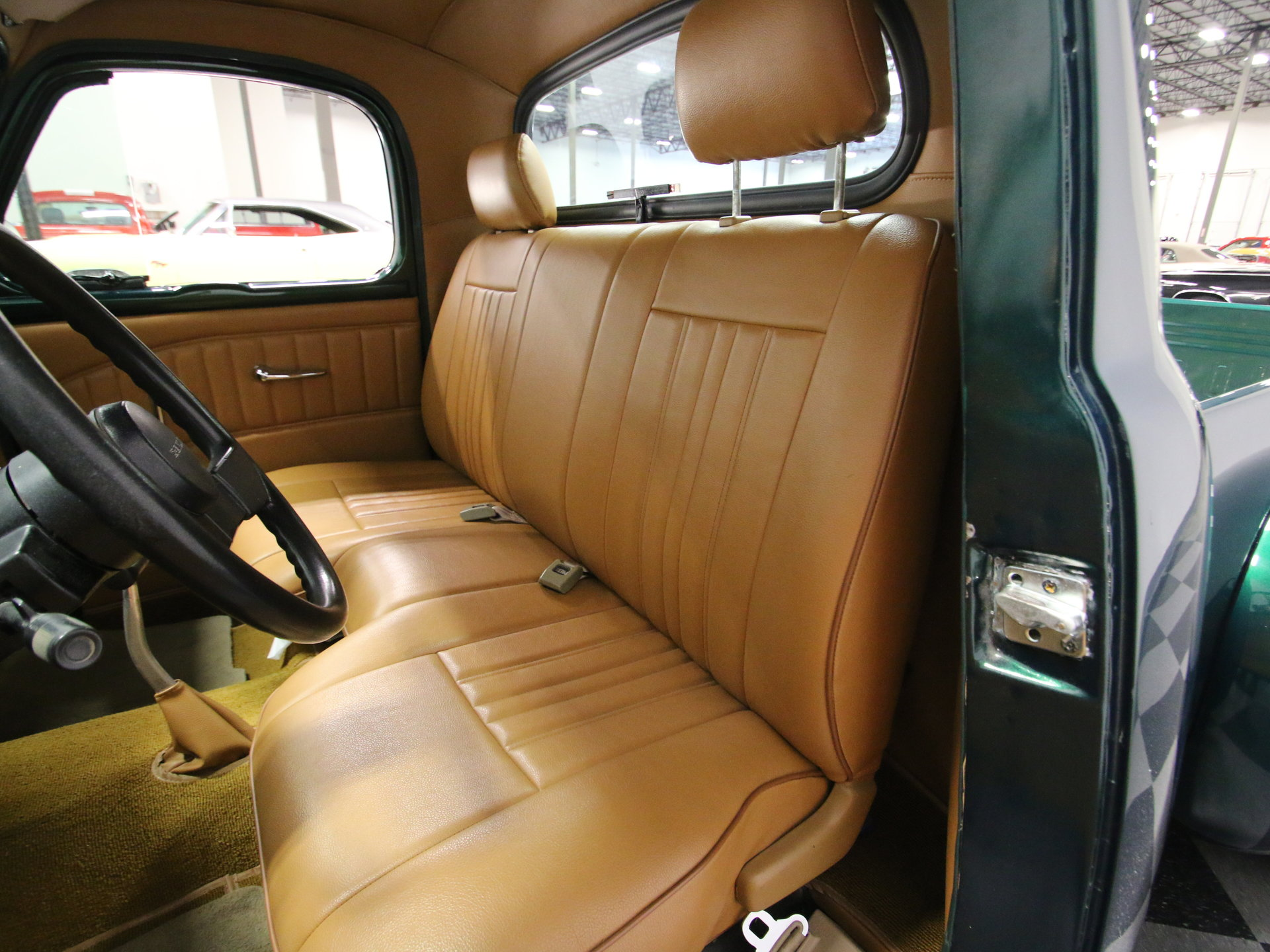 1949 Studebaker Pickup Streetside Classics The Nations Trusted Dodge Truck Seat View 360