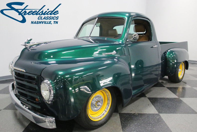 For Sale: 1949 Studebaker Pickup