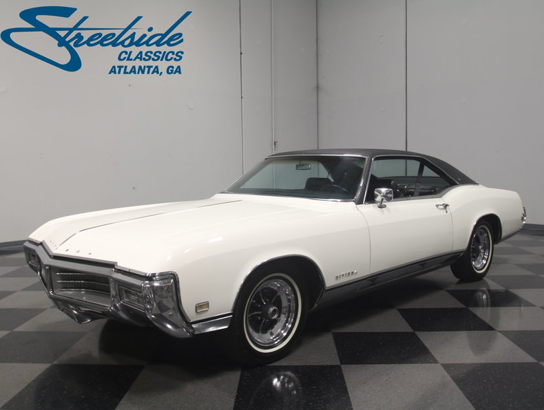 For Sale: 1969 Buick Riviera