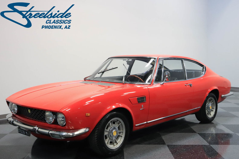 For Sale: 1967 Fiat Dino