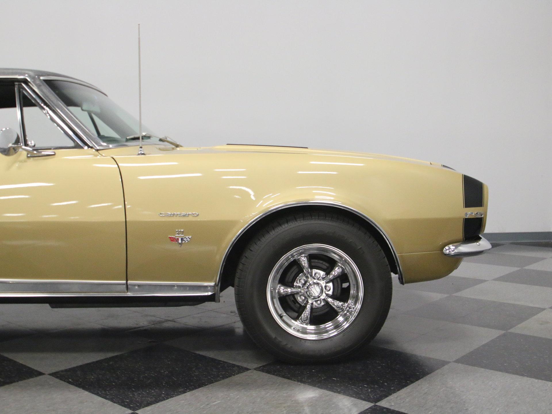 1967 Chevrolet Camaro Rs For Sale 67720 Mcg