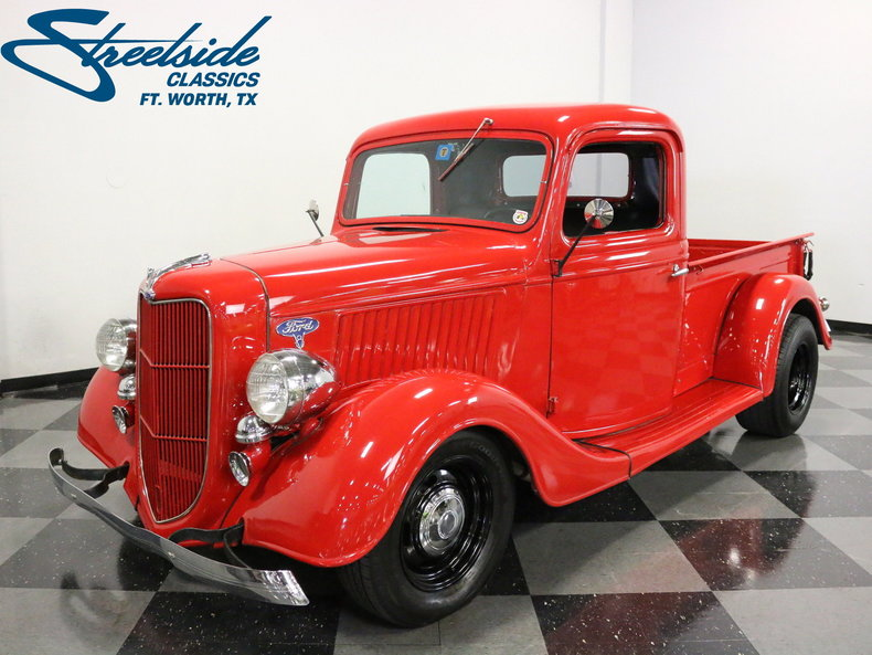 1936 Ford 1/2 Ton Pickup