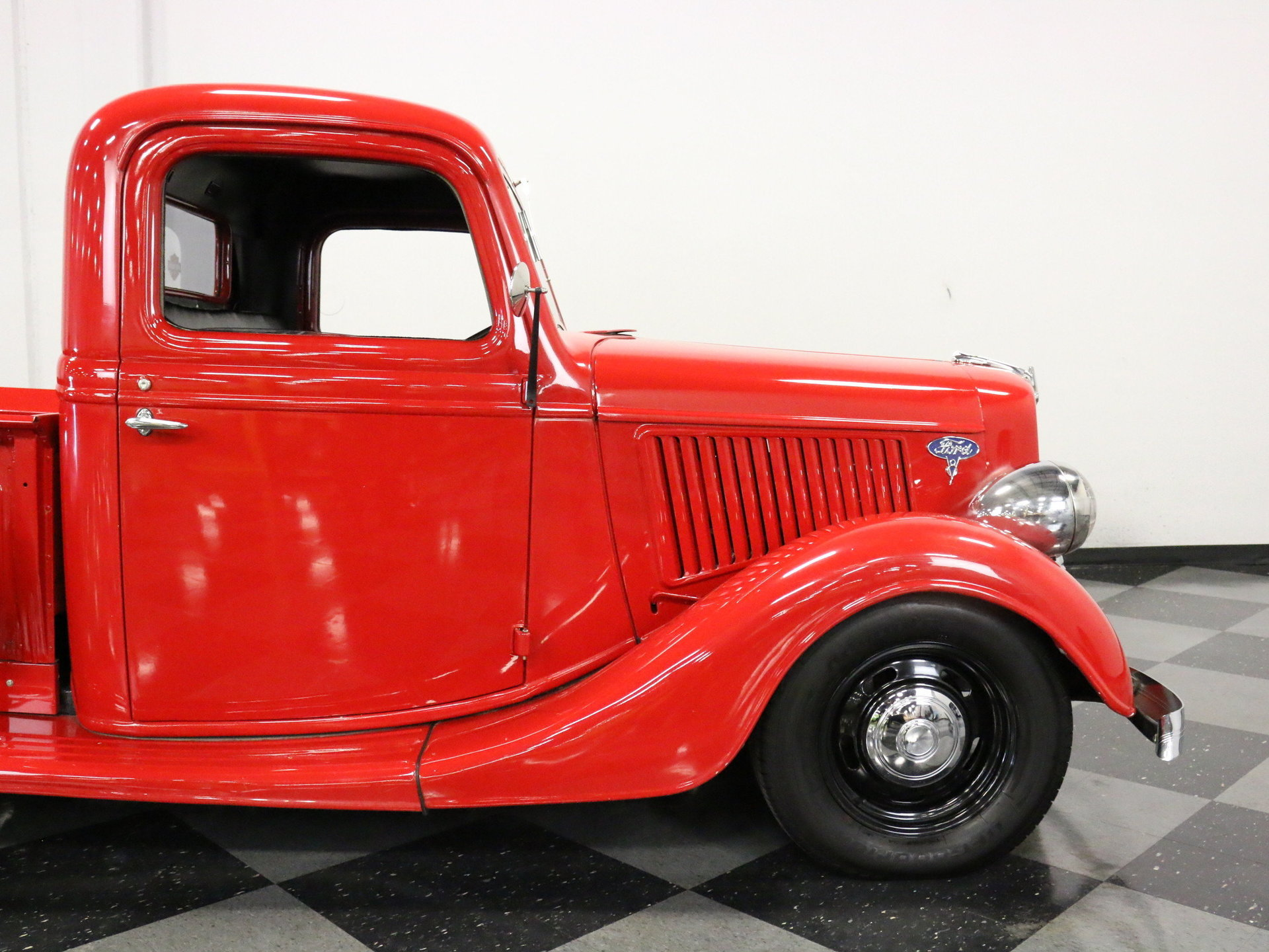 1936 ford 1 2 ton pickup for sale 68329 mcg for Garage ford denney 90