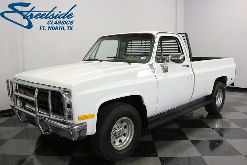 For Sale: 1986 Chevrolet C20