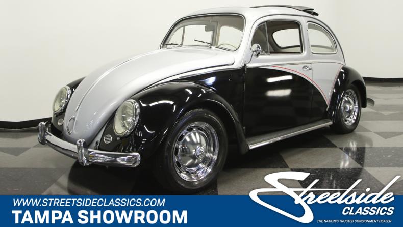 For Sale: 1960 Volkswagen Beetle