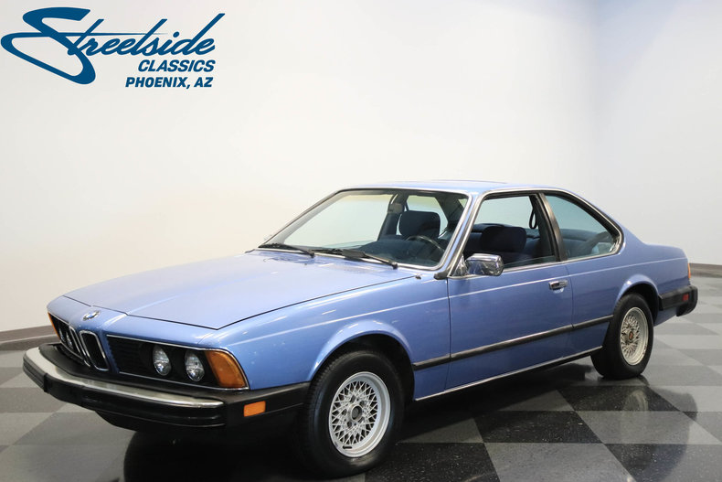 For Sale: 1979 BMW 633csi