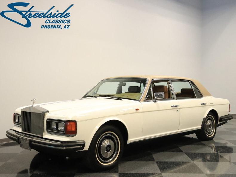 1983 Rolls-Royce Silver Spur