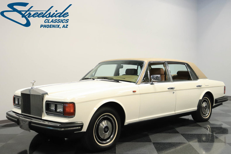 For Sale: 1983 Rolls-Royce Silver Spur