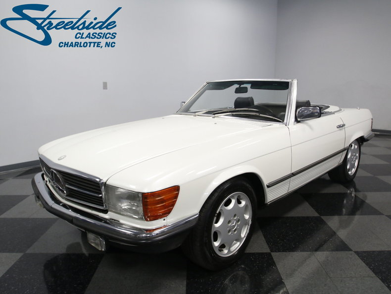 For Sale: 1981 Mercedes-Benz 500SL
