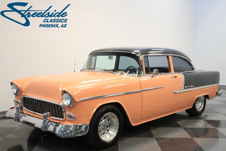 For Sale: 1955 Chevrolet Bel Air