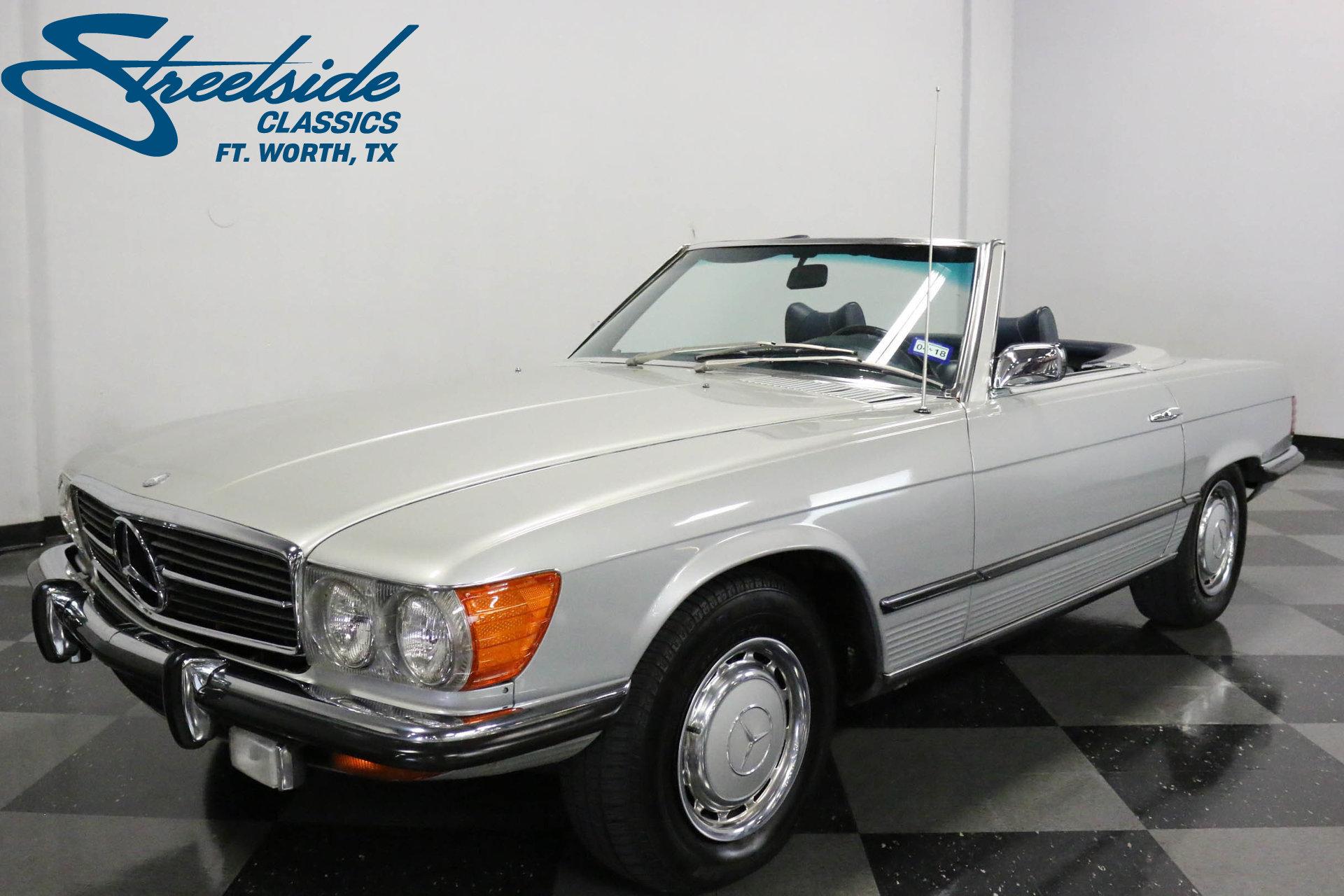 1973 Mercedes-Benz 450SL for sale #68318 | MCG