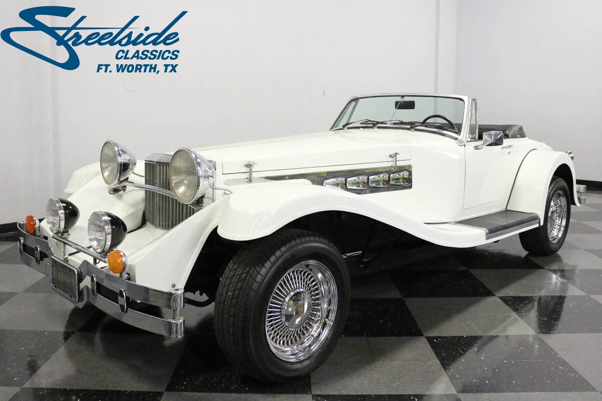 Classic Cars for Sale by Streetside Classics | Autoclassics.com