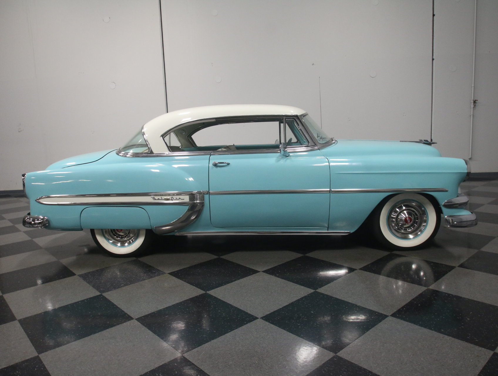1954 Chevrolet Bel Air For Sale 68242 Mcg Chevy