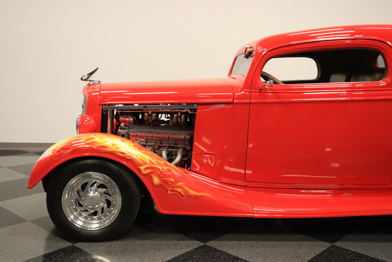 1935 chevrolet 3 window coupe my classic garage for 1935 chevy 5 window coupe