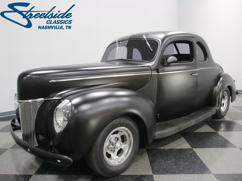 1939 Ford 5-Window