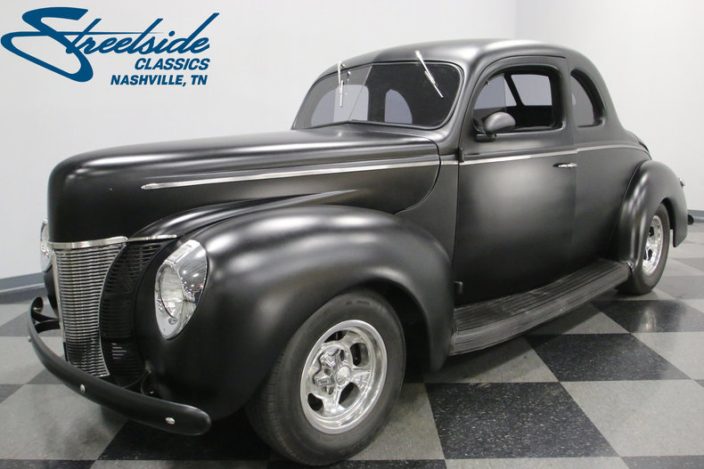 For Sale: 1939 Ford 5-Window